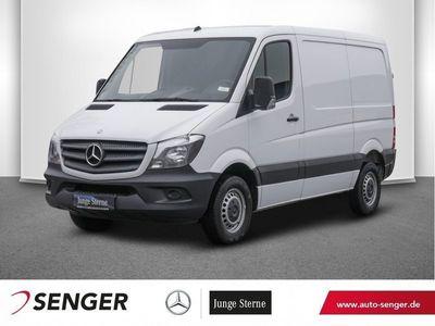 gebraucht Mercedes Sprinter 210CDI KA AUFTRITT BLUETOOTH JUNGE STER