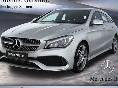 second-hand Mercedes CLA200 Shooting Brake AMG Line/Autom./LED/Navi