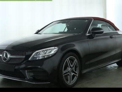 used Mercedes C300 Cabriolet AMG Navi LED Totwinkel Mod. 2019