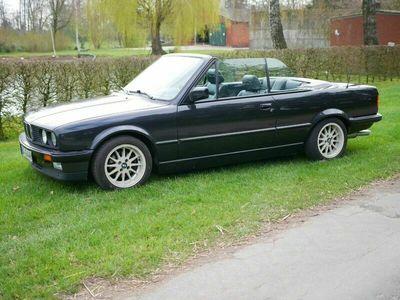 gebraucht BMW 325 Cabriolet i E30 VFL aus 1. Hand Leder schwarz als Cabrio/Roadster in Neuenkirchen