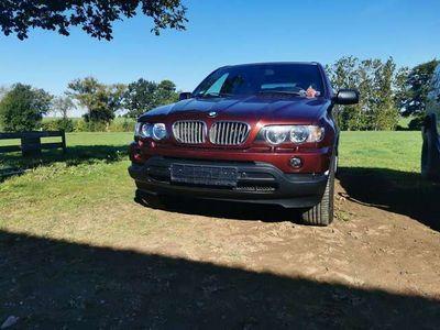 gebraucht BMW X5 4.4 i