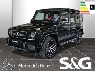 gebraucht Mercedes G63 AMG AMG Navi/ RüKam./Sitzheizung/Parktronic/