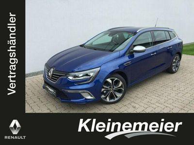 "gebraucht Renault Mégane GT Line TCe 140 GPF*Navi R-Link2*Alu 18"""