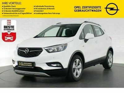gebraucht Opel Mokka X EDITION+NAVI+SITZ-/LENKRADHEIZUNG+PARKPILOT+LED-TAGFAHRLICHT