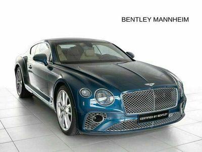 gebraucht Bentley Continental GT NewHead Up Display Navi LED