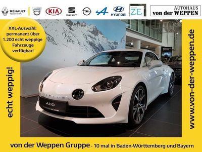 gebraucht Renault Alpine A110 Legende /sofort verfügbar! Stuttgart Neuwagen, bei Autohaus von der Weppen GmbH & Co. KG
