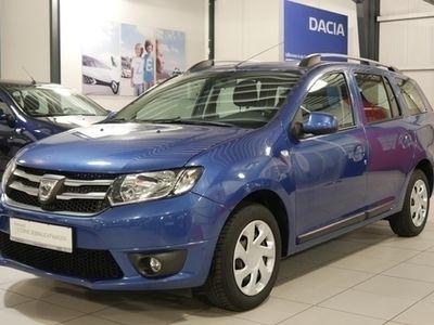 gebraucht Dacia Logan II 1.2 16V 75 MCV Laureate 1 Jahr Garantie