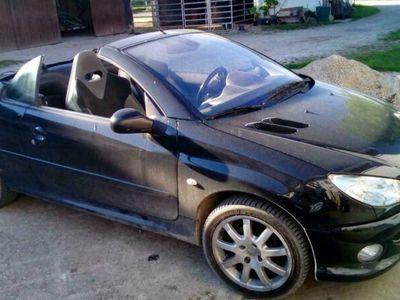 gebraucht Peugeot 206 CC Cabriolet 136 PS TÜV 8/21