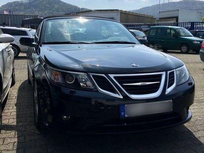 gebraucht Saab 9-3 Cabriolet 2.0t BioPower Vector (Garagenwagen) als Cabrio/Roadster in Bad Säckingen