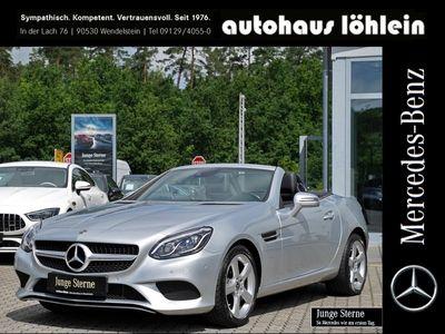 gebraucht Mercedes SLC180 SLCTOTWINKEL+LED+AIRSCARF+LEDER+SITZ-HZG