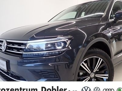 gebraucht VW Tiguan Highline 2.0 TDI DSG 4Motion (EURO 6d-TEMP)