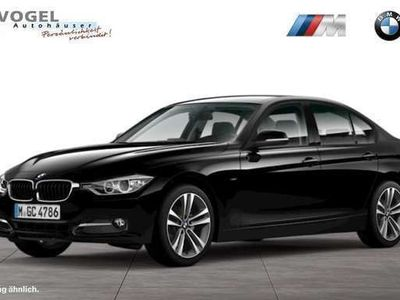 gebraucht BMW 320 d Limousine Sport Line Navi Prof PDC Klima Shz Xenon