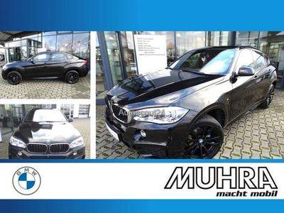gebraucht BMW X6 30dAx M Sport Head Up LED DAB Standheizung