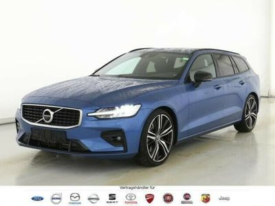 gebraucht Volvo V60 T6 AWD Geartronic R-Design, BusiPRO, Xenium, LadePRO 8
