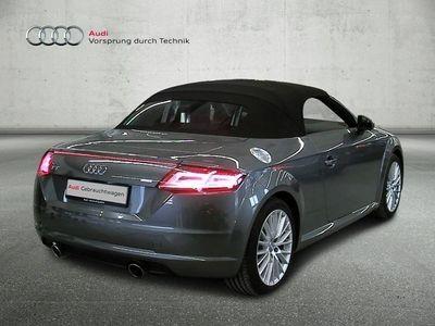 gebraucht Audi TT Roadster 2.0 TDI ultra NAVI DRIVE SELECT SHZ