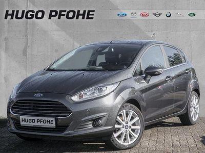 gebraucht Ford Fiesta Titanium 1.0 EcoBoost Powershift