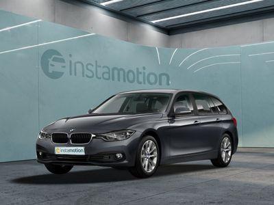 gebraucht BMW 318 d Touring Sport Line LED Navi HUD HIFI DA DA
