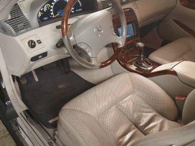 używany Mercedes CL500 Grundausstattung