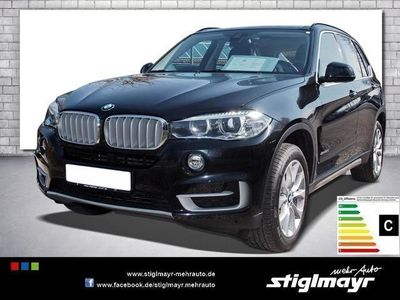 gebraucht BMW X5 xDrive 30d Steptronic AHK+Head-up+Navi+Pano+X