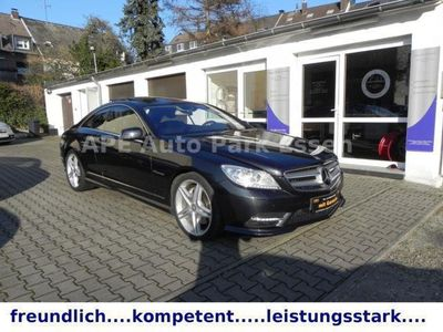 """gebraucht Mercedes CL500 BE 4-Matic""""AMG Styling""""Facelift""""Maxi Voll"""