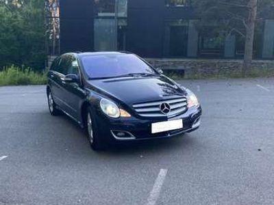 gebraucht Mercedes R350 4Matic 7G-TRONIC