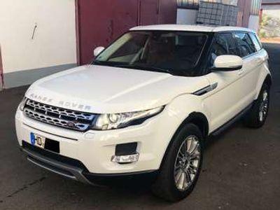 gebraucht Land Rover Range Rover evoque SD4 Prestige