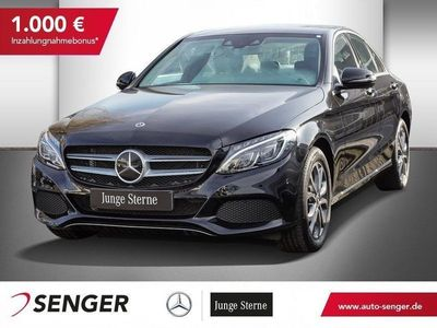 gebraucht Mercedes C400 4M+AVANTGARDE+COMAND+PARKPAKET+LED+SHZ+DVD
