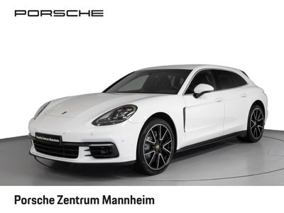 gebraucht Porsche Panamera 4S SportTurismo LED AHK SportChrono 21''