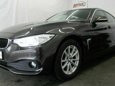 gebraucht BMW 418 Gran Coupé d Navi Xenon Leder Pdc Alu #341