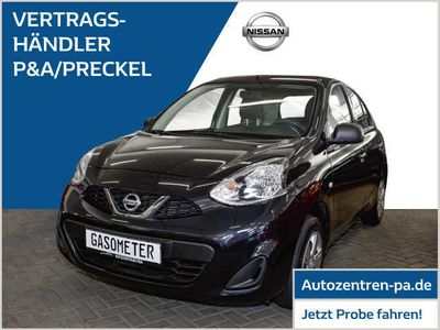 käytetty Nissan Micra Visia First 1.2 / Klima / Radio / Bluetooth / WKR