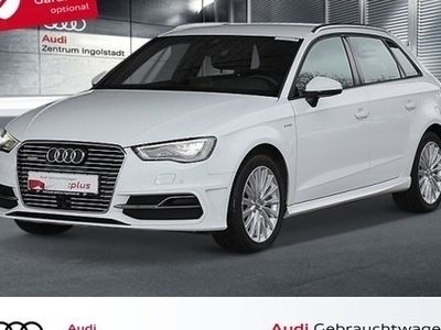 käytetty Audi A3 Sportback 1.4 TFSI e-tron NAVI+ LED ACC Attraction