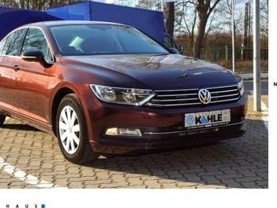 gebraucht VW Passat Comfortline 1.6 TDI DSG BMT Navi Klima Keyless