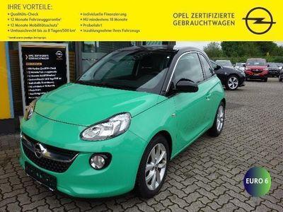 käytetty Opel Adam Jam Bluetooth Allwetter Werkswagen