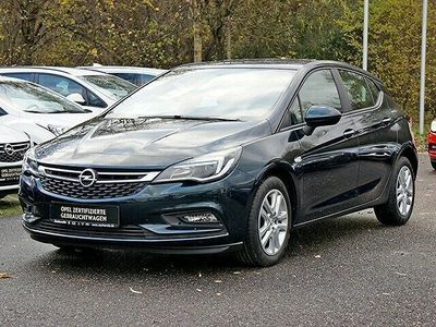 gebraucht Opel Astra 5türig Edition Start Stop 1.6 CDTI LED-T