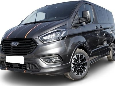 gebraucht Ford Custom Tourneo Custom TourneoBus Sport KlimaRFKPDCSitzhz.
