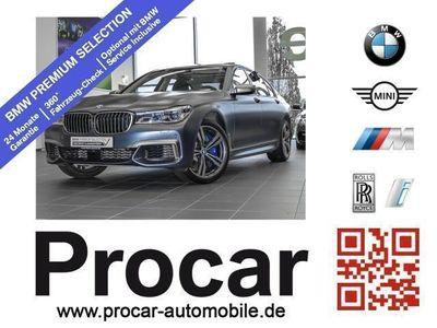 gebraucht BMW M760 xDrive V12 Excellence Fond-Entertain. B&W
