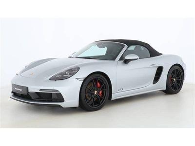 gebraucht Porsche 718 Boxster GTS, EX Presseauto, Sportschalensitze