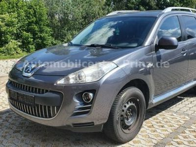 gebraucht Peugeot 4007 Platinum*Allrad*Xenon*Kamera*