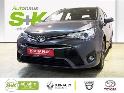 gebraucht Toyota Avensis 2,0-l-D-4D Touring Sports Edition-S