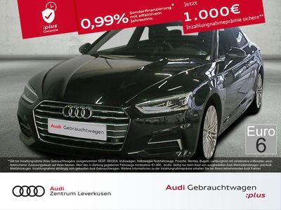 gebraucht Audi A5 Coupé Sport Coupe 2.0 LEDER KAMERA NAVI LED EU6