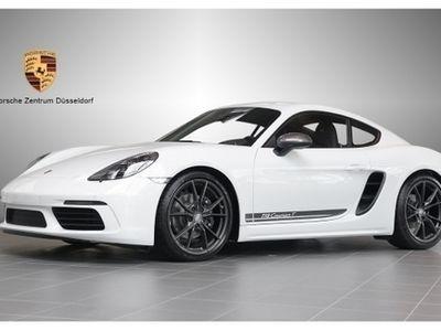 gebraucht Porsche 718 Cayman CaymanT LED-Hauptscheinwerfer ParkAssistent Rückfahrkamera