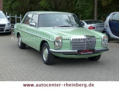 gebraucht Mercedes 200/8 Limousine Kein Rost Gutachten H-Kennzeiche