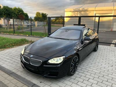 gebraucht BMW 650 i GRANCOUPE MPACKET LED SOFTCLOSE HEADUP VOLL