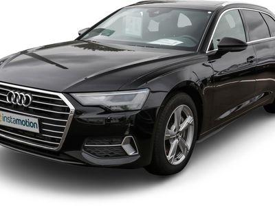 gebraucht Audi A6 A6Av. 45 TDI qu. sport LED/Pano/AHK/Dδmpferr.