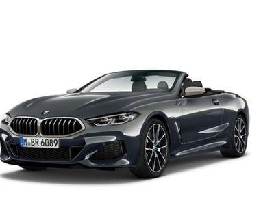 gebraucht BMW 850 MI XDRIVE CABRIO Leder LED Keyless AD Kurvenlicht Klimasitze e-Sitze HUD ACC Rückfahrkam. El. Verdeck Allrad