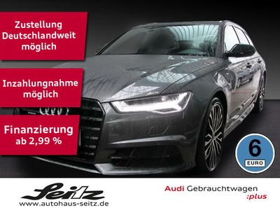 gebraucht Audi A6 Avant 3.0 TDI quattro competition LED*NAVI