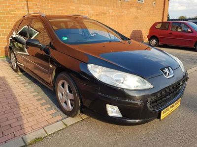 gebraucht Peugeot 407 Kombi*2006*113Tkm*GJR*Viele Extra* Tüv neu