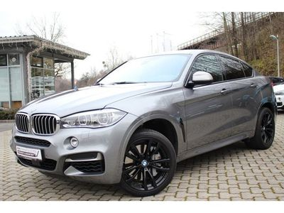 gebraucht BMW X6 M50 d M-SPORTPAKET-HARMAN KARDON-STANDHZ-AHK-KAMERA