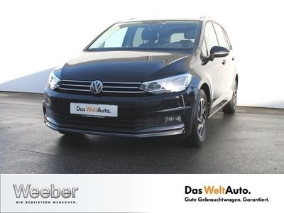 gebraucht VW Touran 1.6 TDI Join 7 Sitzer Navi LED PDC LM