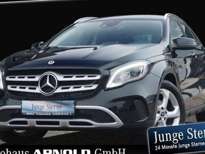 gebraucht Mercedes GLA200 Urban Business LED Navi Sitzheizung BC